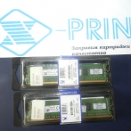 Память DDR3 4Gb Kingston ValueRAM  CL9